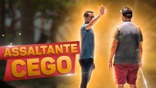 vuclip PEGADINHA - ASSALTANTE CEGO #DESAFIO 38