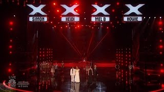 America's Got Talent 2016 Live Shows Round 2 Results Part 1 S11E15