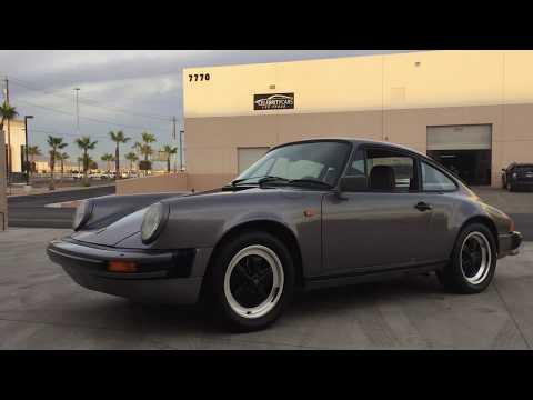 1982 Porsche 911 Ferry Porsche Anniversary Edition