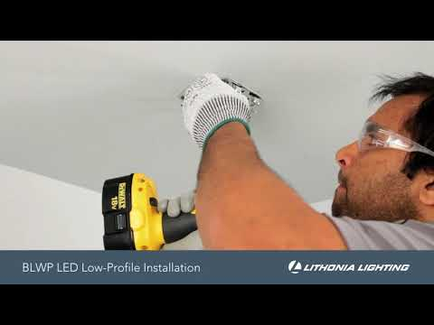 BLWP LED Wraparound Quick Mount Installation