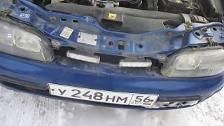 Fiat Brava 1998г.  Краткий обзор