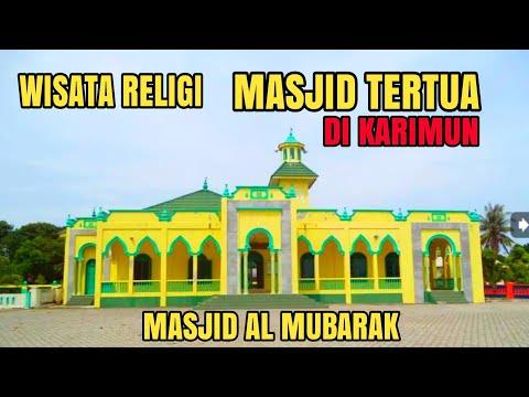 menelusuri-masjid-tertua-di-karimun-|-wisata-religi-karimun-masjid-al-mubarak