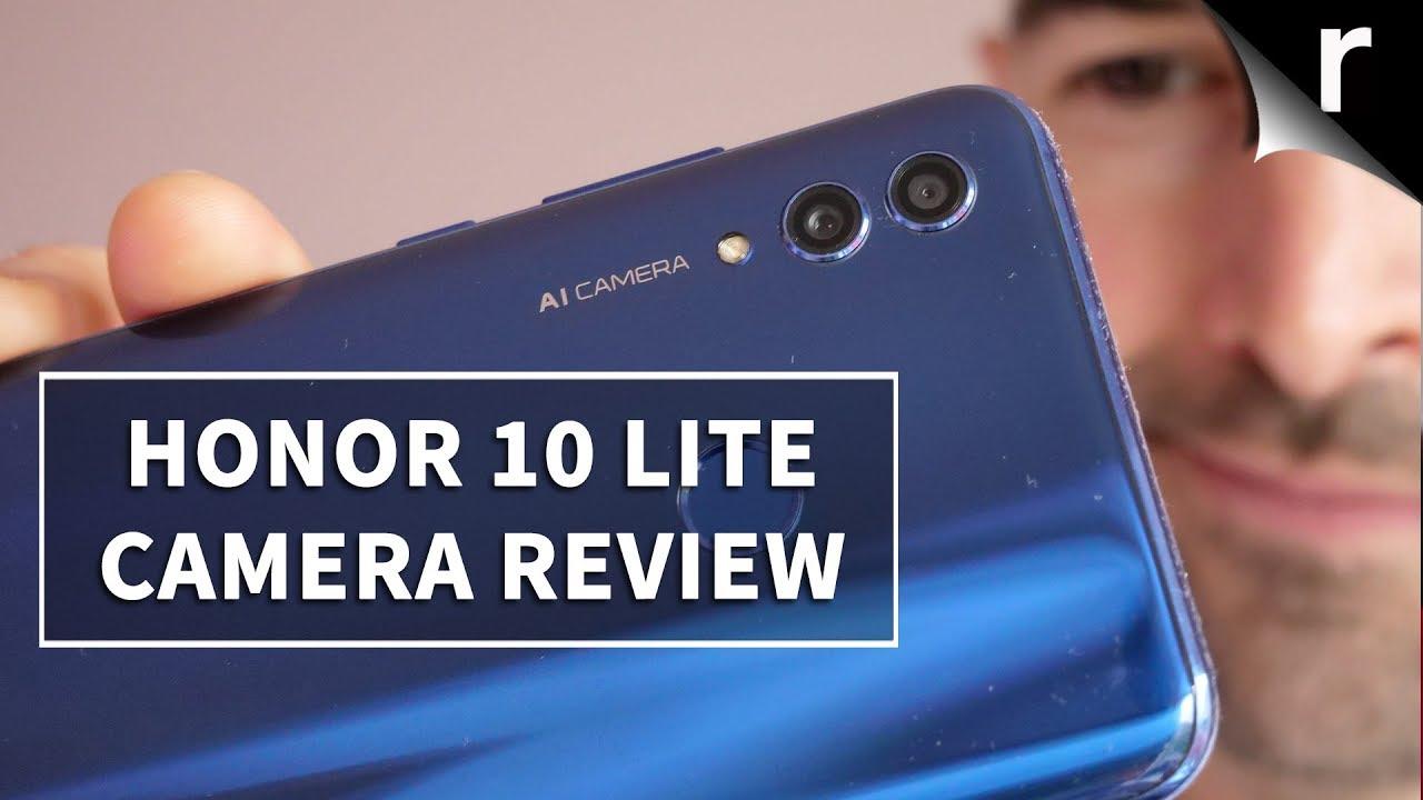 Honor 10 Lite Camera Review | Night mode, check