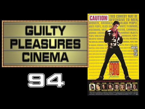 Guilty Pleasures Cinema 094 - The Adventures of Ford Fairlane (1990)