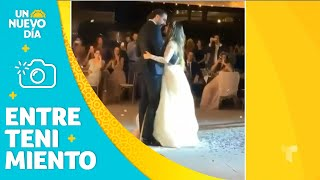 Dulce María y Paco Álvarez: Su boda en imágenes   Un Nuevo Día   Telemundo