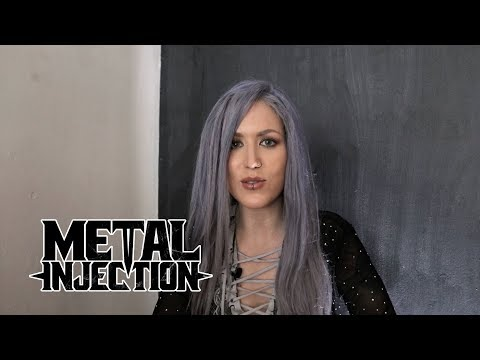 Alissa of ARCH ENEMY On The Truth About Veganism, How It Inspires Her Lyrics | Metal Injection