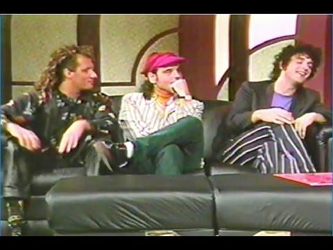 Soda Stereo - Entrevista - Puerto Rico 1990