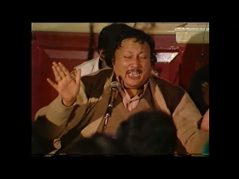 Aj Nazran Naal Pila Saqi - Ustad Nusrat Fateh Ali Khan - OSA Official HD Video