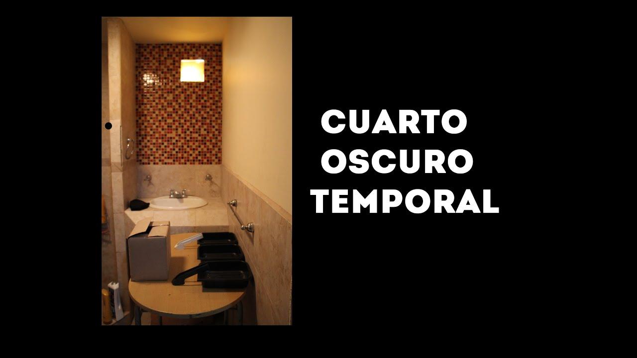 Cuarto Oscuro Temporal: Baño - YouTube
