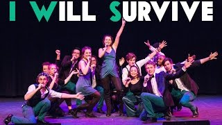 I Will Survive - Northern Lights at the Gala