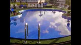видео Строительство бассейнов под ключ