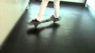 Basiscursus waveboard - Floor en Fijke