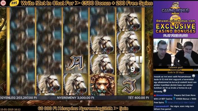 Poltava Slot Free Spins Bonus Game By Elk Studios Youtube