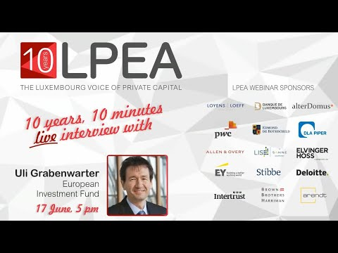 10 Years, 10 Minutes with Uli Grabenwarter, EIF