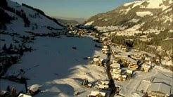 Mittelberg im Winter | Kleinwalsertal