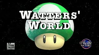 08-22-13 Watters' World on The O'Reilly Factor - Mushroom Festival