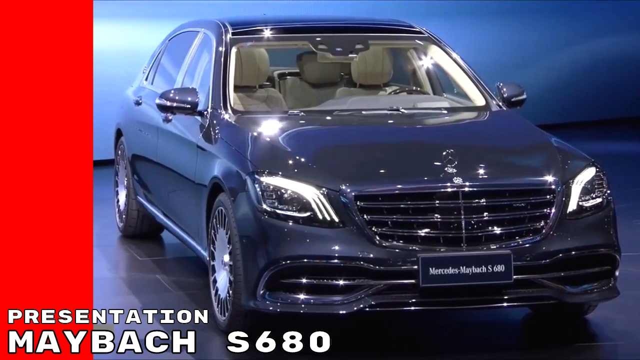 2018 maybach pullman. Exellent Pullman 2018 Mercedes S Class Maybach S680 Presentation At Shanghai On Maybach Pullman