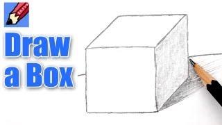 Wie zeichnet man eine Box wirklich Einfach
