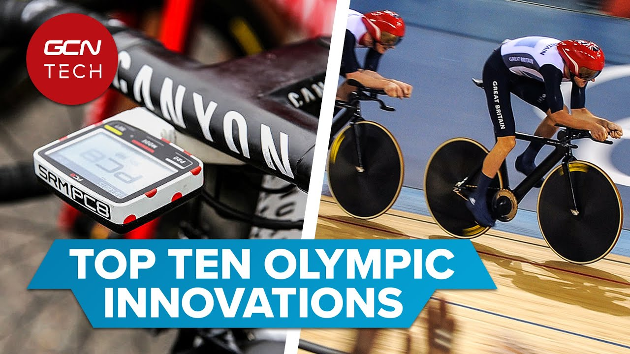 Top 9 Track Cycling Innovations   From Barcelona to Tokyo