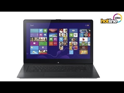 Обзор ноутбука-трансформера Sony VAIO Fit 15A Multi-Flip