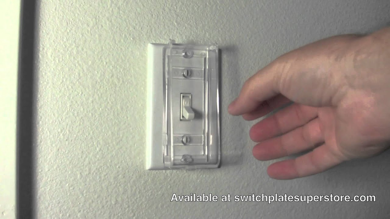 Clear View Switch Guard Youtube