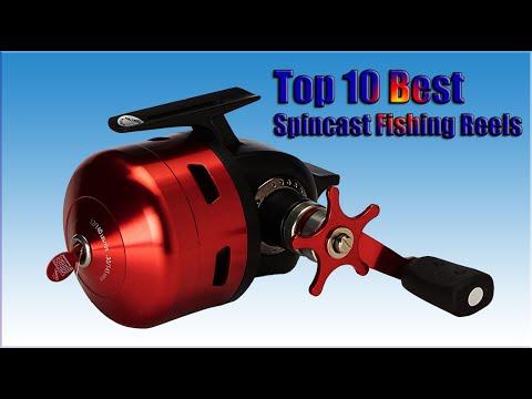 Top 10 Best Spincast Fishing Reels | Reviewed By Pros Updated 2020 | Fisherreel
