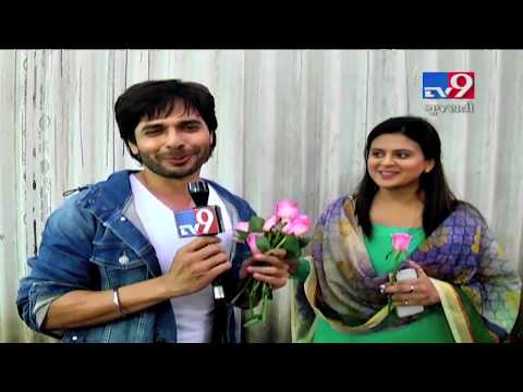 Women's Day Special; Dil Toh Happy Hai Ji's Rocky gives roses to women- Tv9