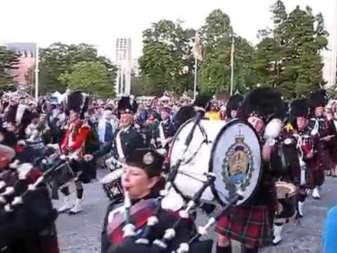 Canadian Scottish Regiment Pipe and Drum Band