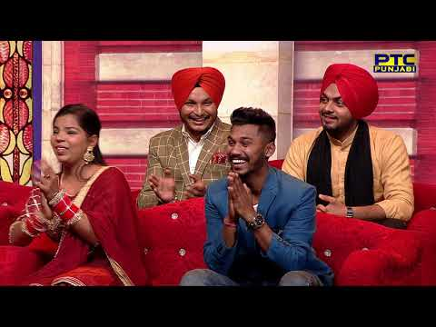 Mukesh Sharma as Music Singh Gunnu | Comedy | Studio Round 11 | Voice Of Punjab 8 | PTC Punjabi