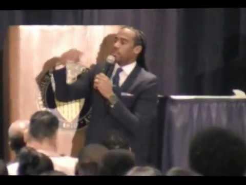 Jeff Johnson Empowerment Speech in Buffalo, NY