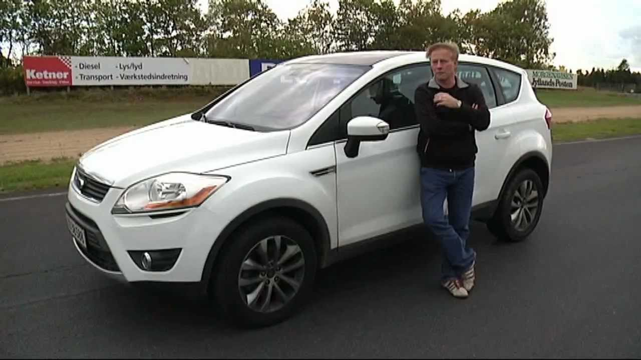 motortv ford kuga test youtube. Black Bedroom Furniture Sets. Home Design Ideas