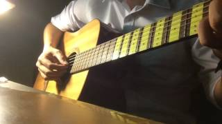 [Phạm Khánh Hưng] Vì sao thế - guitar cover