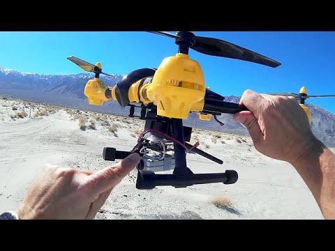 Дрон K70 Sky Warrior: 2016's Best Toy Camera Drone до 300 метра обвхат 11