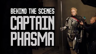 Captain Phasma | Behind The Scenes History