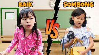 Download SISWA BAIK VS SISWA SOMBONG Tapi Baik Hati SAAT DI SEKOLAH - Drama Revina