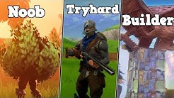 Fortnite Stereotypes!