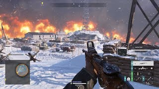 Battlefield 5 Firestorm Solo Gameplay (No Commentary)