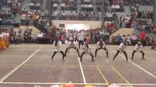 Bước nhảy xì-teen Đông Anh - Hiphop THPT Vân Nội