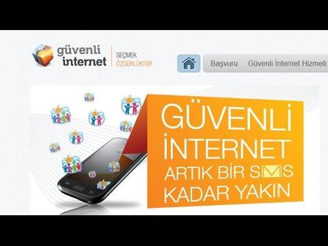 Kablonet Güvenli İnternet Hizmeti