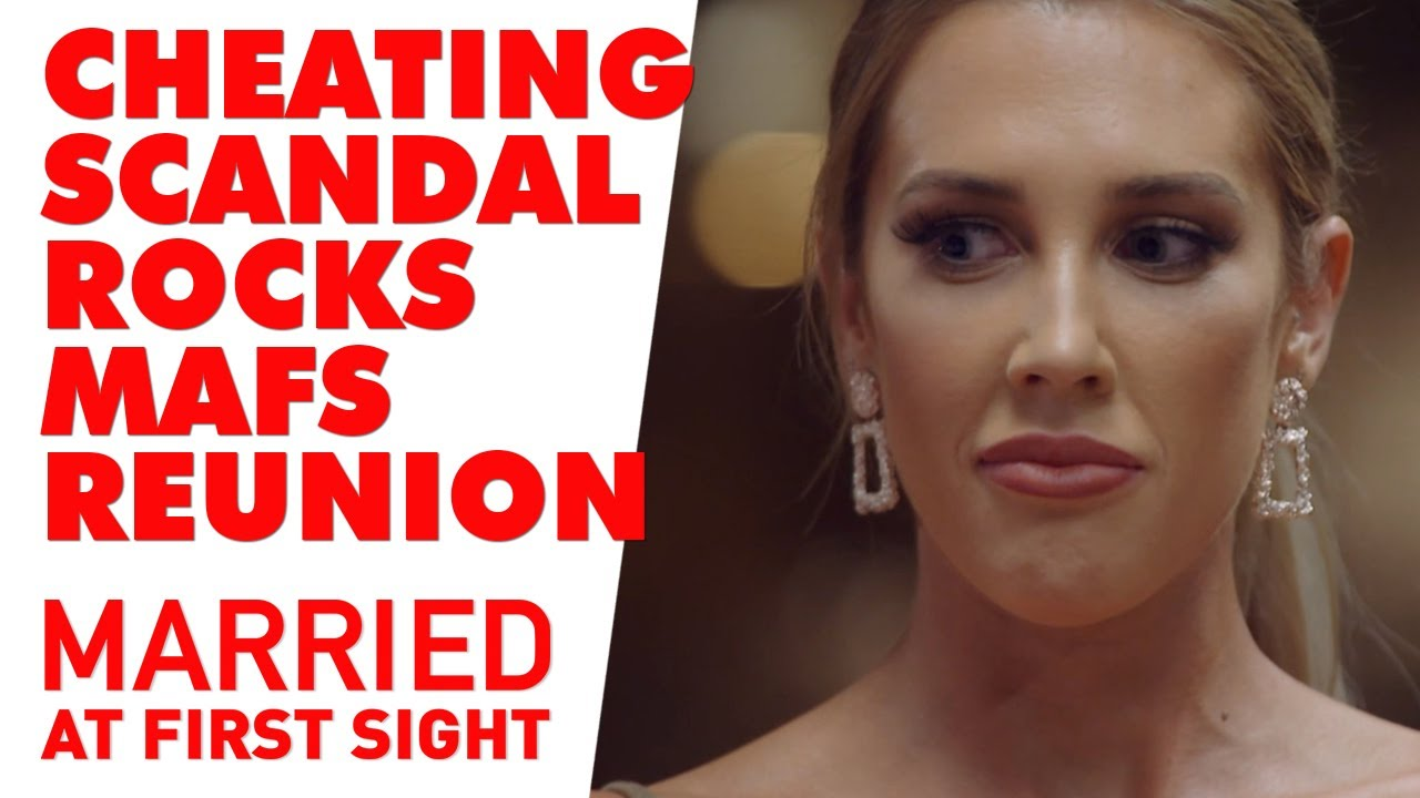 Scandal first married at sight MAFS 2020: