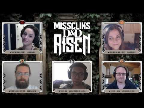Episode 1 - Misscliks: Risen