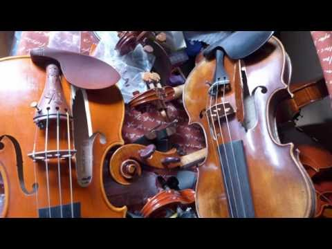 Destroys 54 Violins Shanghai Woman Arrested 河宮碧秦悦逮捕