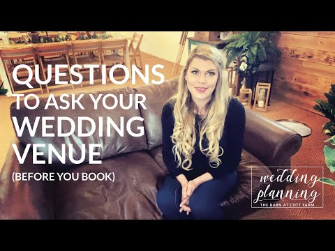 Questions to ask your Potential Wedding Venues | The Barn at Cott Farm | cottfarmwedding.co.uk