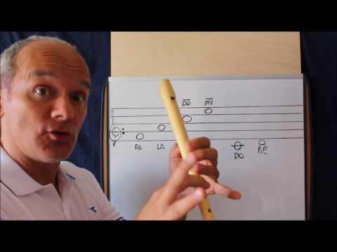 Leggere la musica è FACILE - 2 (le note negli spazi)