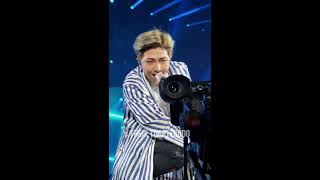 180909 Trivia 承: Love RM @ BTS 방탄소년단 Love Yourself Tour in LA Fancam 직캠