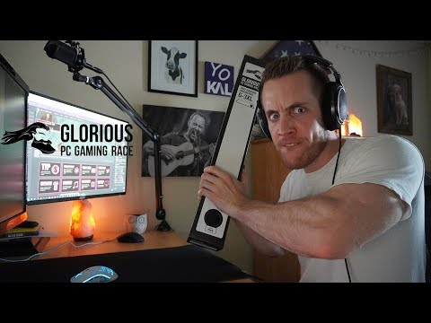 Glorious XXXL Mousepad  |  This thing is MASSIVE