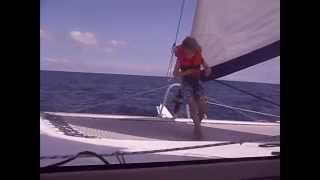 LS Catamarans - Sailing with kids