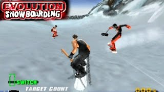 Evolution Snowboarding ... (PS2)