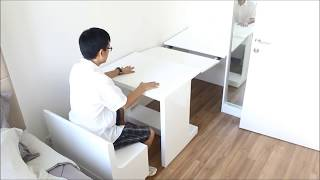 8 Multifunctional Furniture Design, Must Have In Small Houses