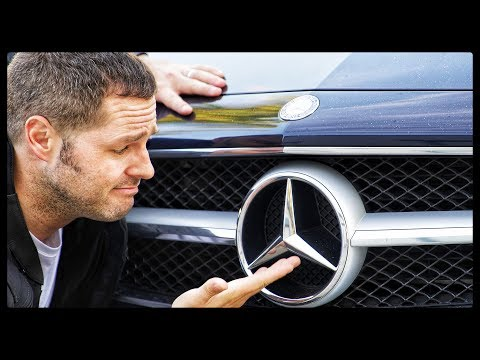 Fake Mercedes Scam in China is Dangerous!